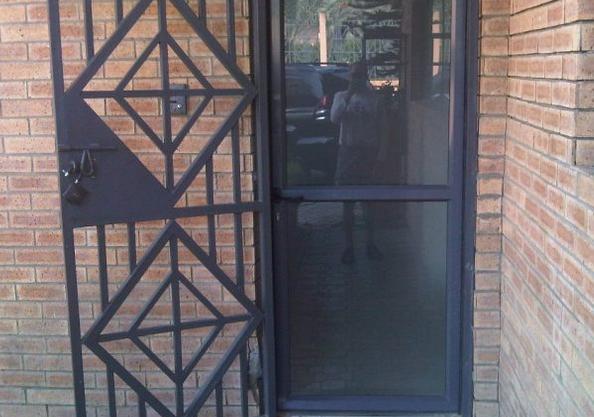 architectural security door