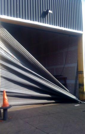 shutter door servicing