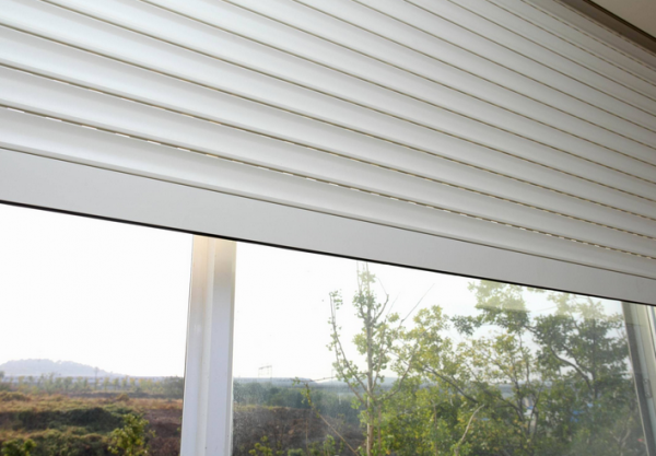 aluminium window shutters