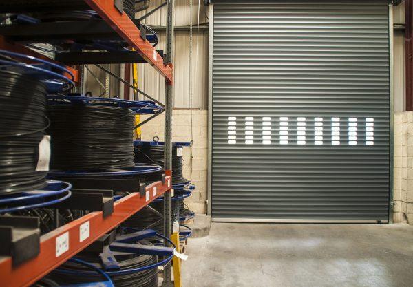 high speed roller shutter doors