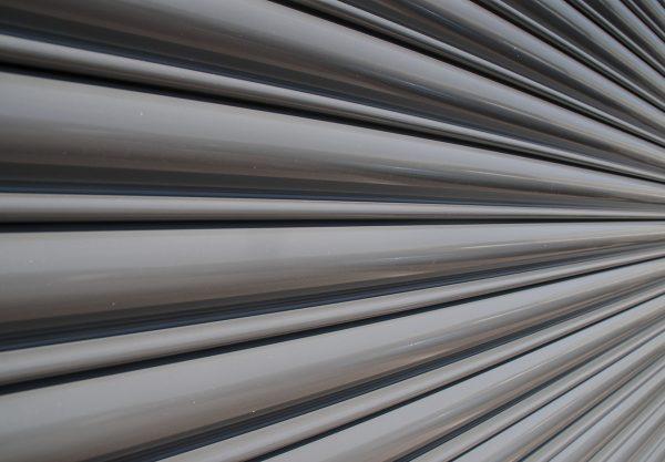 galvansied roller shutter doors